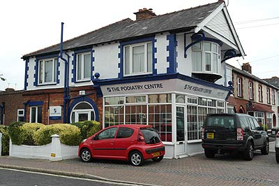 The Podiatry Centre - 77 Chatsworth Avenue, Cosham, Portsmouth, Hampshire, PO6 2UH