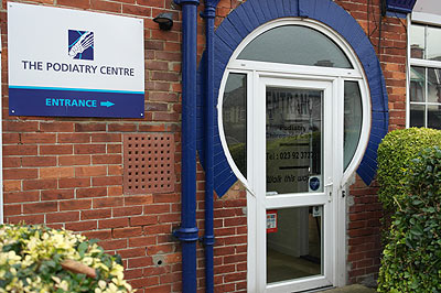 podiatry centre in cosham